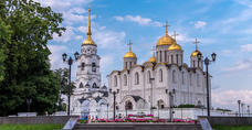Tours to Moscow & Golden Ring & St.Petersburg تور به مسکو و طلایی حلقه و رضا حیدری بازیگر